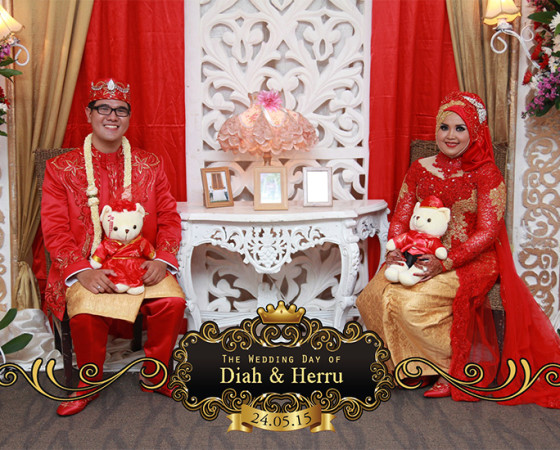 Wedding Diah & Herru