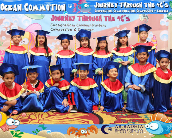 Photobooth Ar-Radhia Graduation 2015